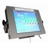 """Průmyslový počítač POSINOX s dotykovým monitorem 17"""", IP-65, včetně držáku na zeď"""