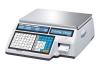 Váha s tiskem CAS CL 5000 B Junior