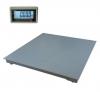Podlahová váha BW, 1 x 1.2 m, váživosti 300, 600 nebo 1500kg