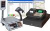 Obchodní systém Data Manager Sklad s pokladnou CHD 3050+, čtečkou čárových kódů a váhou