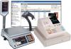 Obchodní systém Serd Obchod s pokladnou SERD 360T, čtečkou čárových kódů a váhou