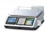 Váha s tiskem účtenky CAS CT100B - 15 kg
