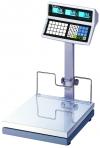 Obchodní můstková váha s výpočtem ceny CAS EB 150 kg