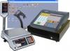 Obchodní systém Lupa Start s dotykovou pokladnou CHD8800, čtečkou čárových kódů a váhou.