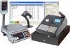 Obchodní systém Data Manager Sklad s pokladnou CHD 5850, čtečkou čárových kódů a váhou